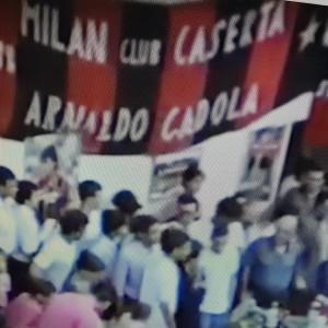 Il Milan Club Caserta  fu fondato già nel 1988 dal Presidente Arnaldo Gadola.