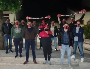 12/06/2020 - Consegna della nuove mascherine targate #milanclubcdg e visione della Semifinale di ritorno di Coppa Italia Juve-Milan
