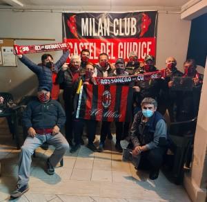 17/10/2020 - Consegna gadgets AIMC Stagione 2020/21 e visione del derby Inter vs Milan con annesso menù #luciasansiro