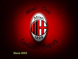 logo milan club ct2003