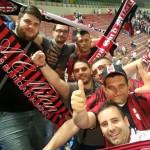 Curva Sud Siamo Noi Milan Club Celano