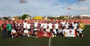 Equipos de fútbol Masculinos oficiales de la Asociación en Costa Rica