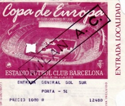 Milan-Steaua 4-0 24/05/89 Barcellona