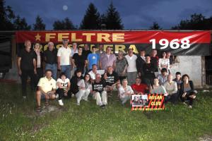 La prima festa terminato il campionato 2013/2014 a COL DE POLO