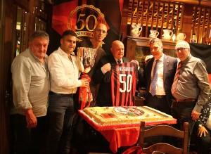 50 Anni di storia. MILAN CLUB GEMONA