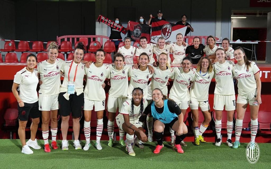 AC Milan femenino