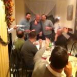 """Cena di Natale 2015 """"Ristorante Beverly"""""""