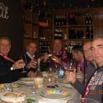"""Cena di Natale 2010 """"Ristorante  CosiMino"""""""
