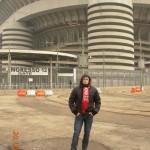 Milan Barcellona 20-02-2013