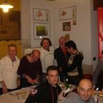 """Cena di Natale 2011 """"Ristorante  Hobart"""""""