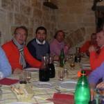 """Cena di Natale 2008""""Ristorante Il Poveraccio"""""""