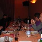 """Cena di Natale 2012 """"Ristorante La Gioconda"""""""