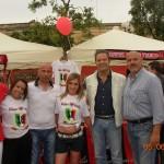Festa dello Sport Bisceglie 05-06-2011 con il Sindaco F. Napoletano