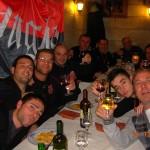"""Cena di Natale 2009""""Ristorante la Taverna del Duca"""""""