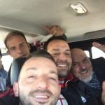 In viaggio verso Sassuolo 06-03-2016