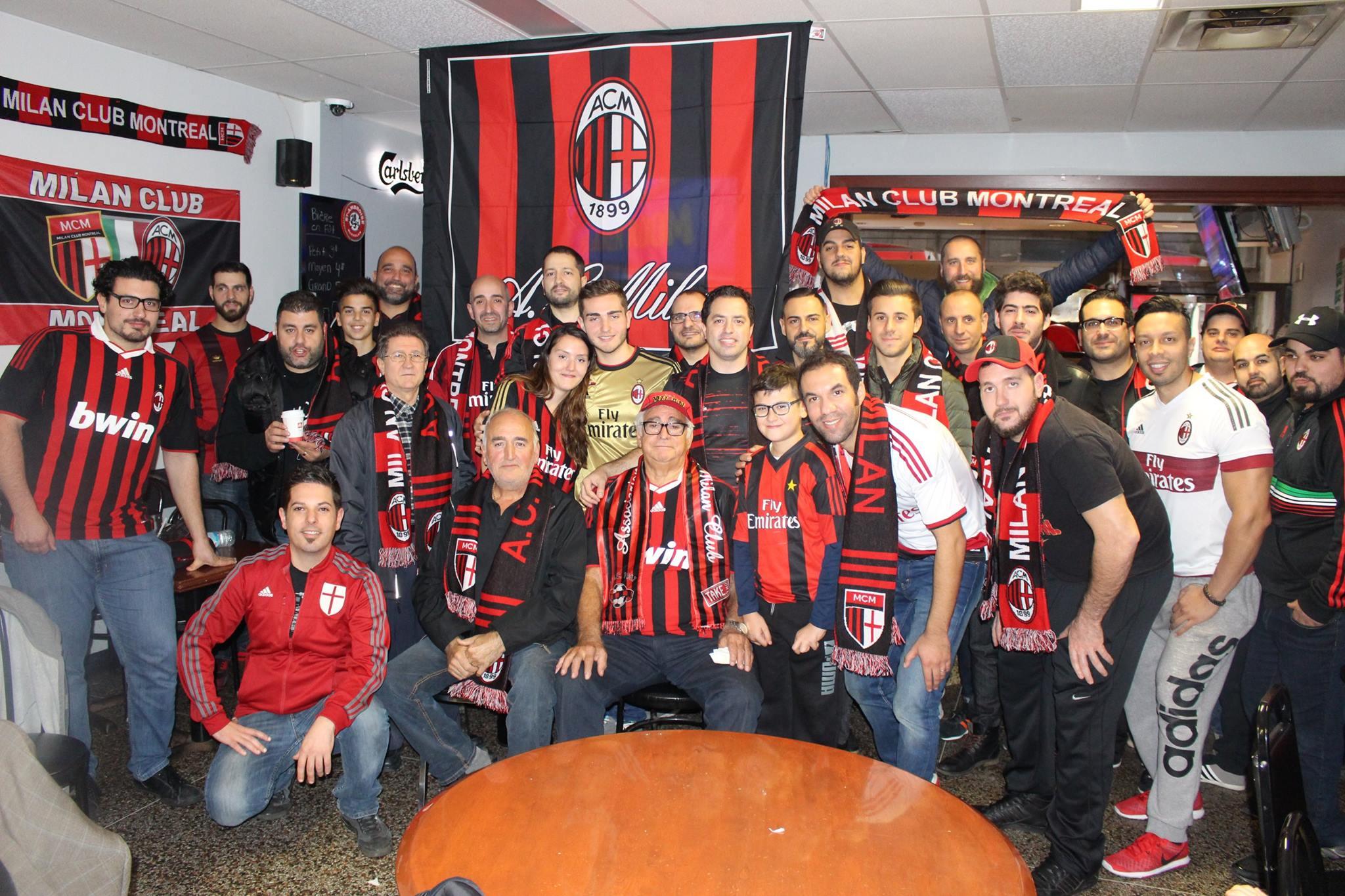 Milan Club Montreal