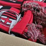Sciarpe ufficiali AC Milan