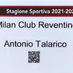 Tessera 21/22 Milan Club Reventino