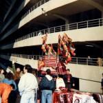 PRIMA USCITA  SAN SIRO 1991