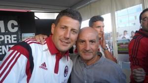 Daniele Bonera e Vincenzo