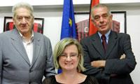 Carlo , Arabella e Vincenzo