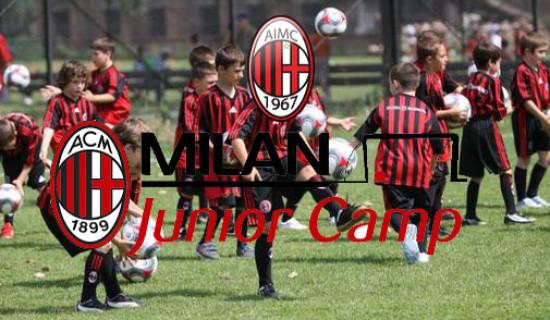 Porto Kaleo e Milan Junior Camp con l'AIMC!