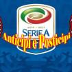 Anticipi e Posticipi e incontri del Milan fino alla 18^ Giornata di andata
