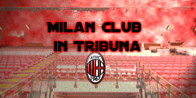 Milan Club in Tribuna , Milan – Genoa