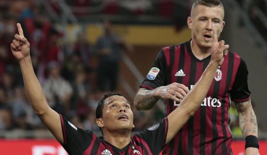 Chievo – Milan 1 – 3  …..