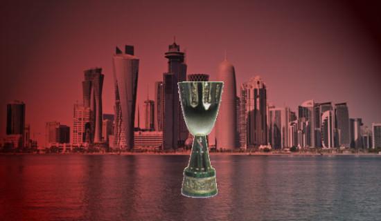 Supercoppa a Doha, Avviso ai Club