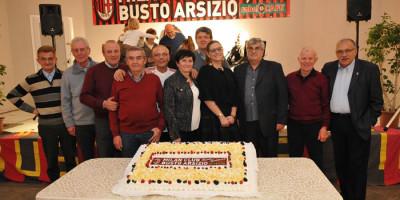 Busto Arsizio consueta cena di fine anno!