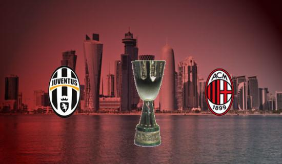 Doha , Supercoppa Italiana, Biglietti