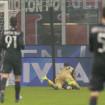 Nel gelo di San Siro il Milan si regala un'altra sfida contro la Juve.