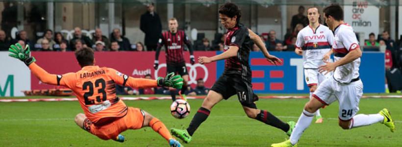 Milan – Genoa 1 – 0 , tanti errori ma tre punti !