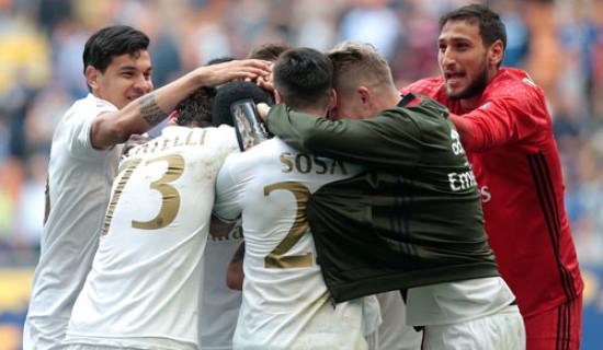 Inter – Milan , chi la fà l'aspetti!