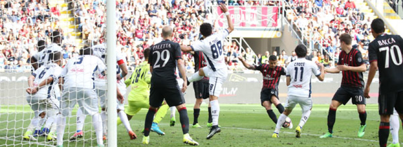 Milan – Empoli , partita buttata via.