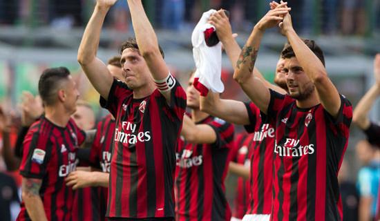 """Milan – Bologna …e' """"password"""" per l'Europa !"""