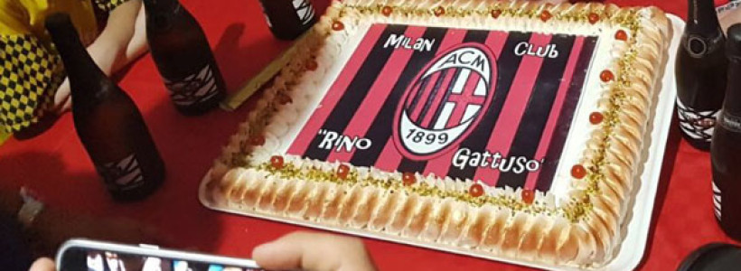 Inaugurato il Milan Club Castelvetrano