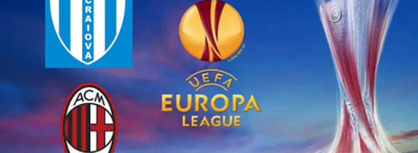 Craiova – Milan 0 – 1 …si parte bene!