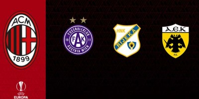 AEK Atene – Milan , biglietti