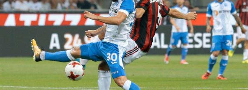 Milan – U. Craiova 2 – 0, avanti tutta!