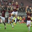 Milan – Cagliari, faticando ma si vince , 2 – 1.