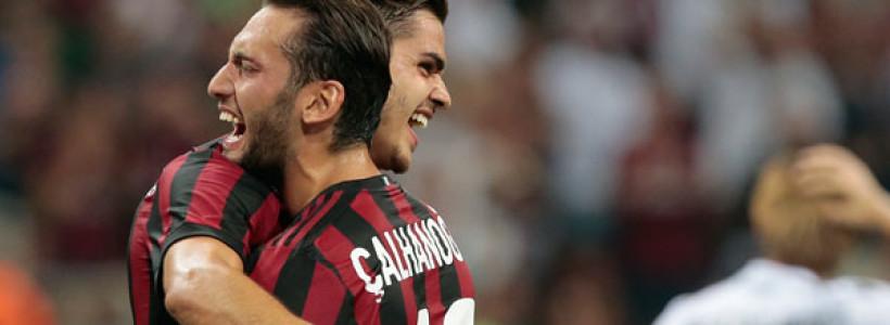 Europa League – Inizia bene il girone, Austria V. – Milan 1 – 5.