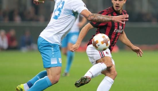Rijeka – Milan 2 – 0….