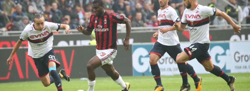 Milan – Genoa , ennesimo fiasco, 0-0!