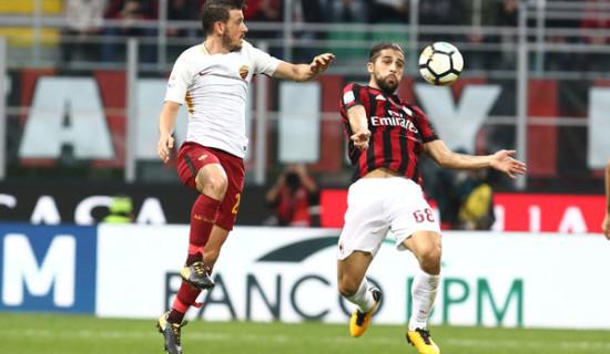 Milan – Roma , Biglietti.
