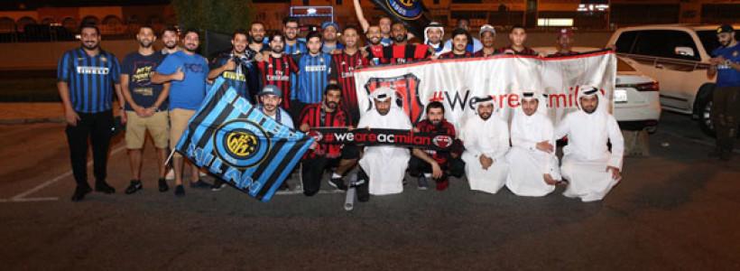 Qatar…….il nostro club per il Derby