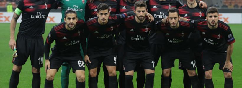 Milan – Austria Vienna 5 – 1