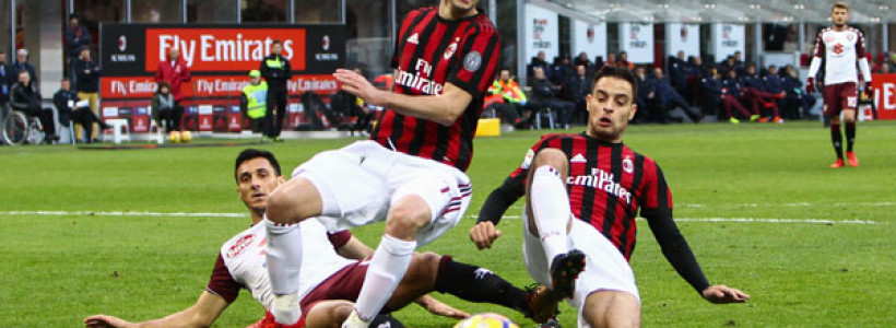 Milan – Torino , Biglietti