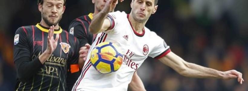 Benevento-Milan 2-2…